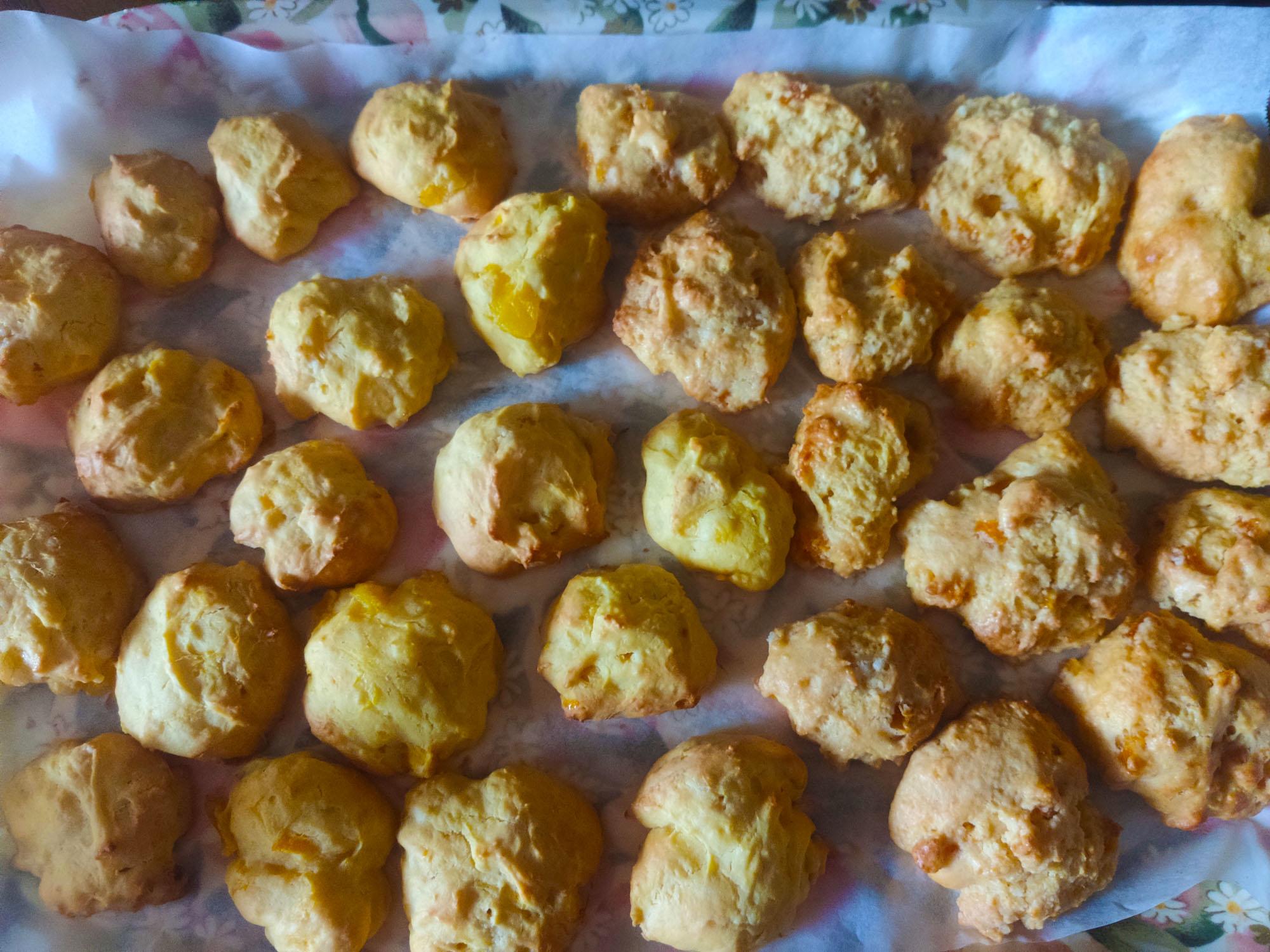 Mango-cookies